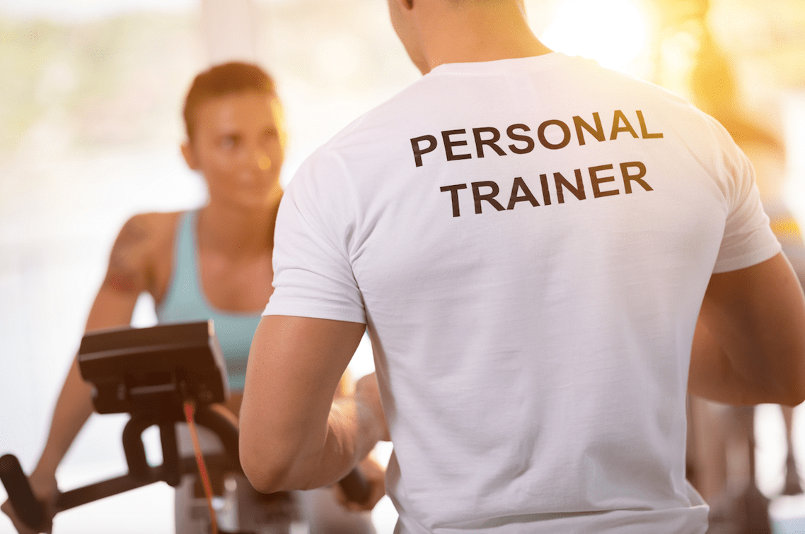 Hyvä personal trainer